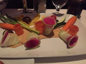 Vegetable Crudité