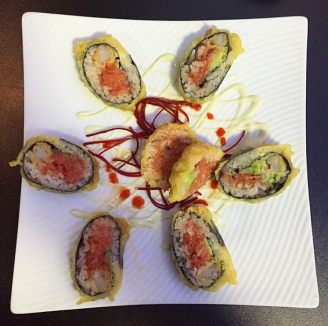 Spicy Tuna 1 Roll